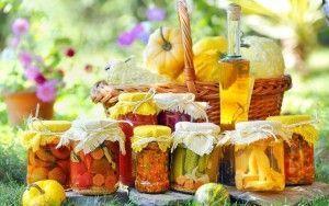 Comida de otoño
