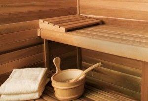 Sauna finlandesa