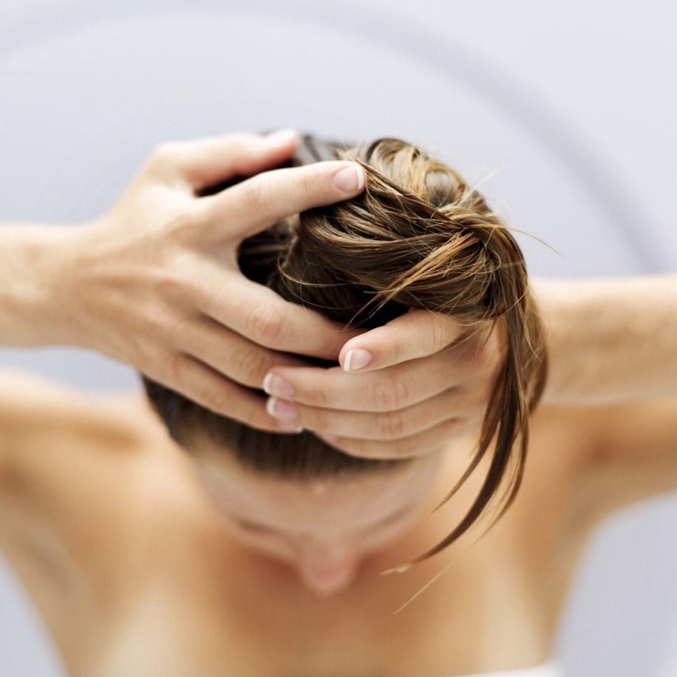 Masajes de cuero cabelludo