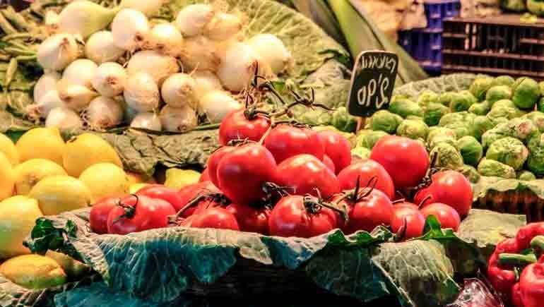 Perfil nutricional de los tomates