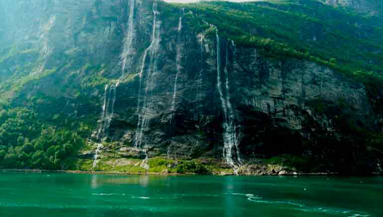 Viajes a los Fiordos noruegos