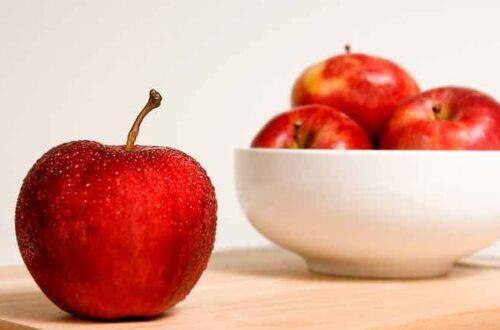 Beneficios para la salud de las manzanas