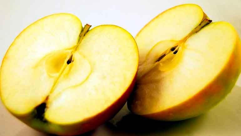 Perfil nutricional de las manzanas